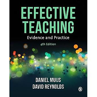 Effective Teaching - Evidence and Practice - 9781473944435 Book