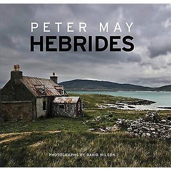 Hébridas por Peter podem livro - David Wilson - 9781782062387