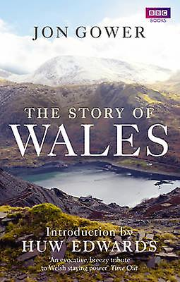 The Story of Wales by Jon Gower - 9781849903738 Book
