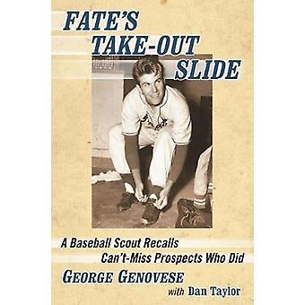 Fate's Take-Out Slide - A Baseball Scout Recalls Can't-Miss Prospects