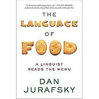 Språket til mat: en lingvist leser menyen