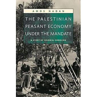A economia camponesa Palestina sob o mandato: uma história de Colonial estragar (Harvard monografias Oriente Médio)