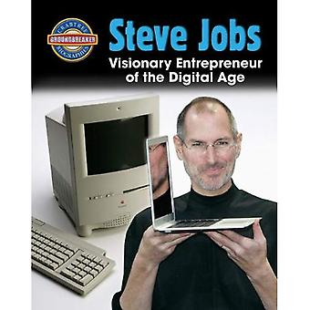Steve Jobs (marken Breaker biografier)