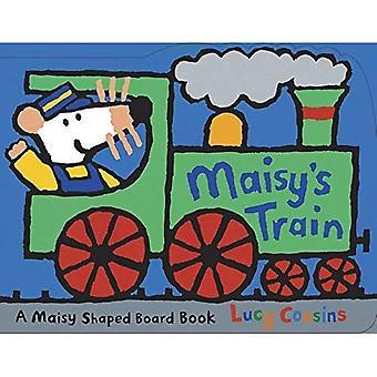Maisy de trein (Maisy)