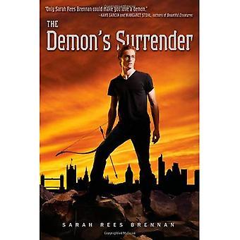 The Demon's overgave (Demon's Lexicon trilogie
