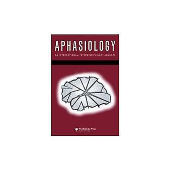 38 ° Congresso Aphasiology clinico: un numero speciale di Aphasiology