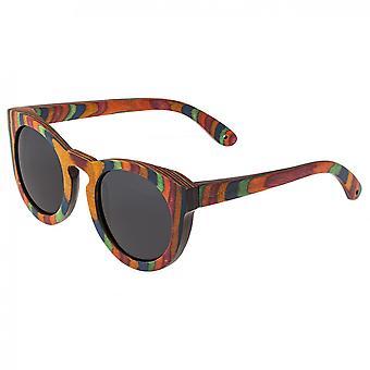 Spectrum Kekai Wood Polarized Sunglasses - Multi/Black