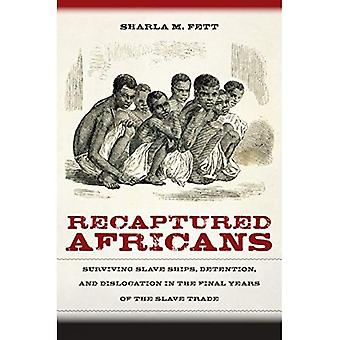 Recaptured Africans: Surviving Slave Ships, Detention, and Dislocation in the Final Years of the� Slave Trade