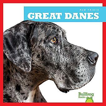 Great Danes (Paw Prints)