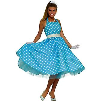 Costume adulte Polka Dot