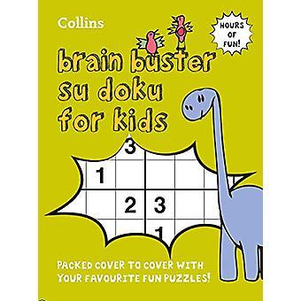 كولينز الدماغ باستر سو دوكو للأطفال من قبل كولينز -- 9780008322021 الكتاب