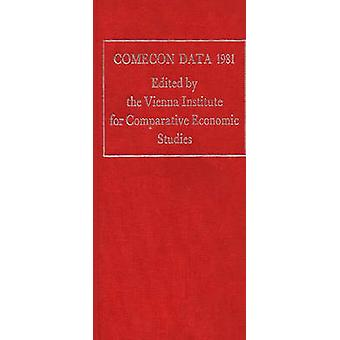 Comecon Data 1981 by Vienna & Institute