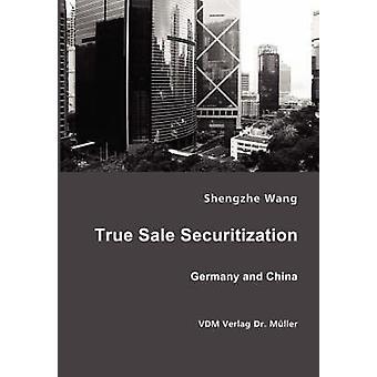 True venda securitização Alemanha e China por Wang & Shengzhe