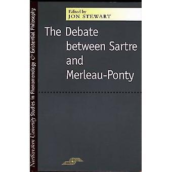 O debate entre Sartre e Merleau-Ponty por Jon Stewart-97808101