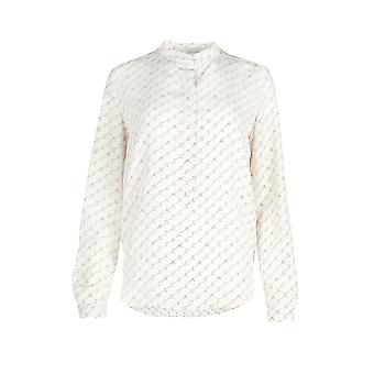 Stella Mccartney 531885sma069500 Women's White Silk Shirt
