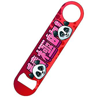 Handa Panda Bar Blade Bottle Opener