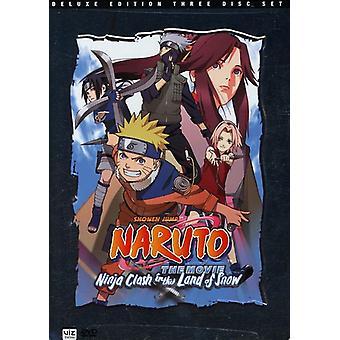 Naruto Movie [DVD] USA import