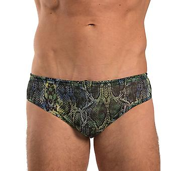 Kiniki Havana Tan Through Swim Brief
