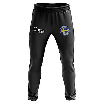 Schweden Concept Football Training Pants (Black)