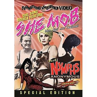 Elle USA Mob/nymphes anonyme [DVD] import