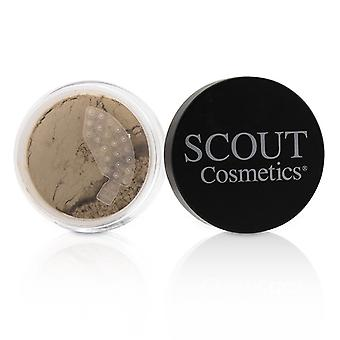 Scout Cosmetics Mineral Powder Foundation Spf 20 - - Porcelana - 8g/0.28oz