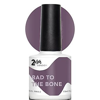 2AM London Put Me On Mute 2019 LED/UV Gel Polish Collection - Bad To The Bone 7.5ml (2A001)