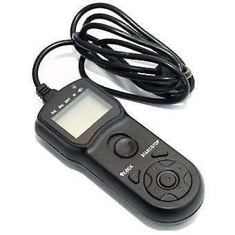 JJC TM-B Multi-Funkcja Timer pilot zdalnego sterowania zgodny z Nikon MC-30 dla Nikon D100 (wymaga MB-D100), D200, D300, D300s, D700, D800, D800E