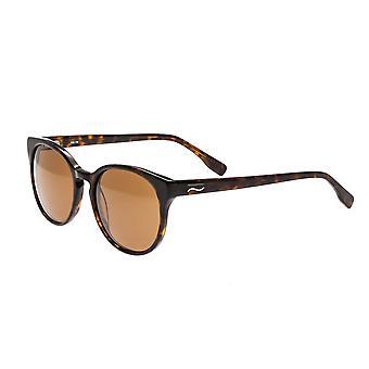 تبسيط كلارك الاستقطاب النظارات الشمسية-السلحفاة/براون