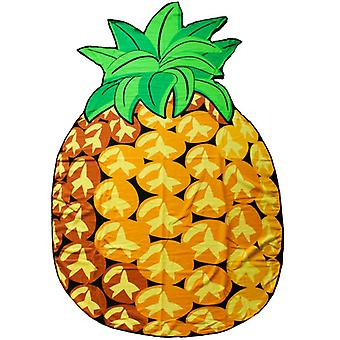 Microfibre Bath Towel, Pineapple