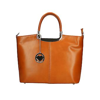 Handbag made in leather P9133