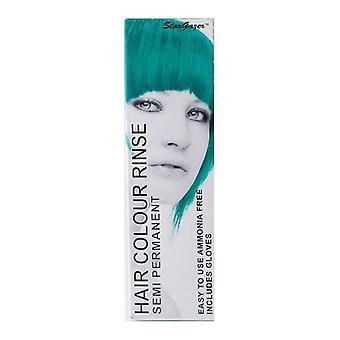 Zielony kolor włosów