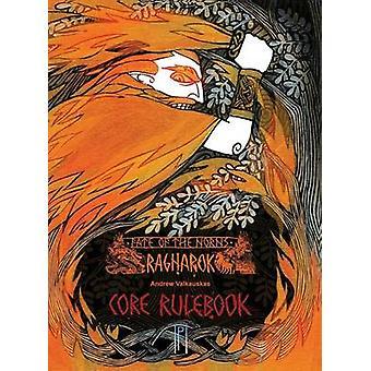 Fate of the Norns Ragnarok Core Rulebook par Valkauskas et Andrew