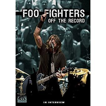 Foo Fighters - Off l'importation USA Record [DVD]