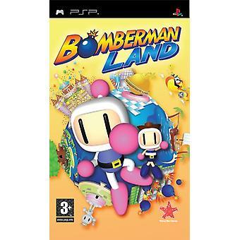Bomberman land (PSP)-nytt