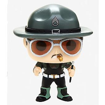 WWE Sgt Slaughter Pop! Vinyl