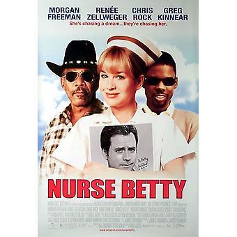 Krankenschwester Betty (Double Sided Regular) (2000) Original Kino Poster