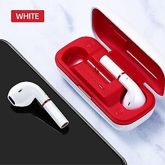 JOYROOM JR-T06 TWS Bluetooth-kuulokkeet-valkoinen