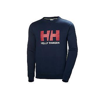 Felpa uomo Helly Hansen Logo Crew Sweat 34000-597 Mens