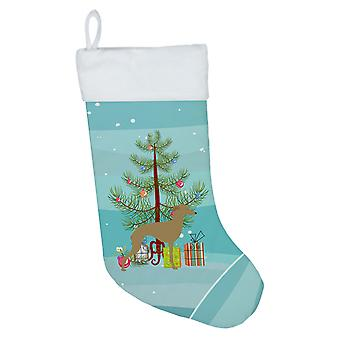 Italian Greyhound Merry Christmas Tree Christmas Stocking