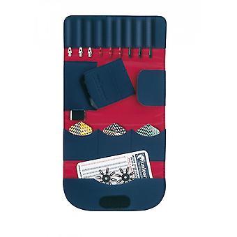 Unicorn Darts Maestro 3 Up Big Capacity Wallet Case With Velcro Closure