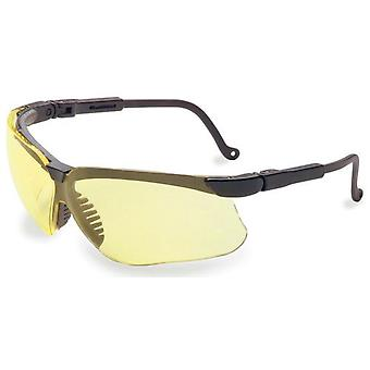 Genesis Tiro Óculos, Black Frame, Amber Anti-Fog Lens #R-03571
