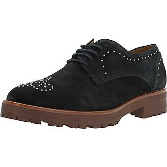 Alpe Zapatos Casual 3380 11  Color Negro