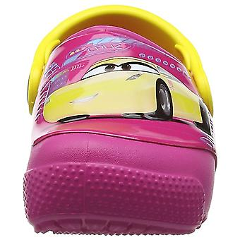 Crocs Kids' Fun Lab Light up Cars 3 Clog