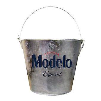 Modelo Especial Beer Bucket With Built In Bottle Opener