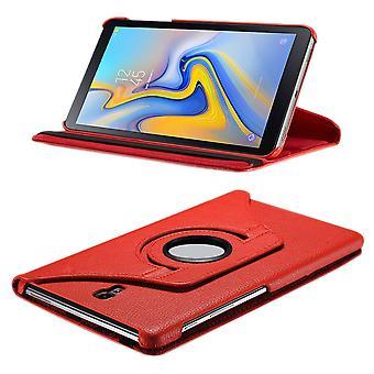 Samsung Galaxy tab A-10.5 T590 T595 punainen 360-asteen kattaa pussi tapauksessa uusi