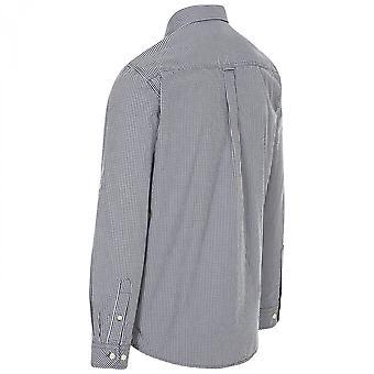 Trespass Mens Yaddlethorpe Cotton Shirt