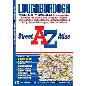 Loughborough AZ Street Atlas