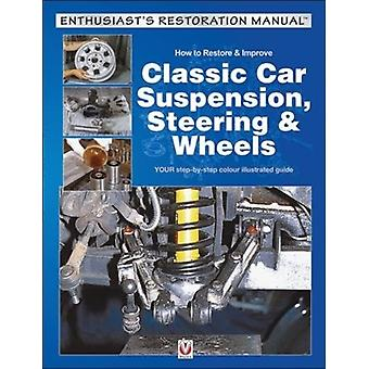 How to Restore  Improve Classic Car Suspension Steering by Julian Parish