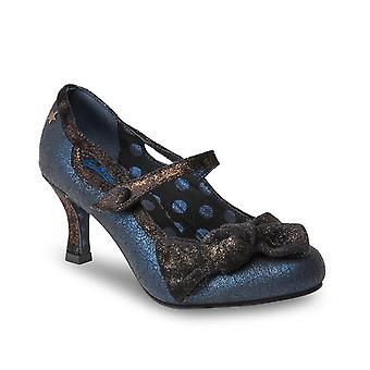 Joe Browns Couture Women's Metallic Jezabel Mary Jane Shoes
