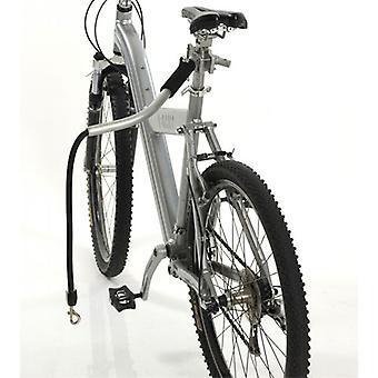 Petego Cycleash Universal Bicycle Leash con scatola di colore 8 lingue per cani
